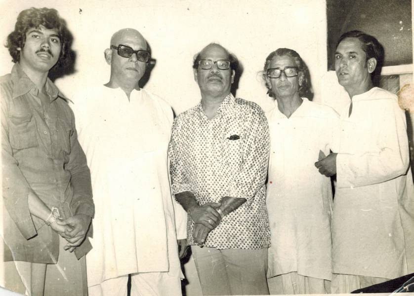 With Music Legends